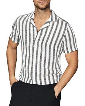 REISS - Zint Striped Shirt