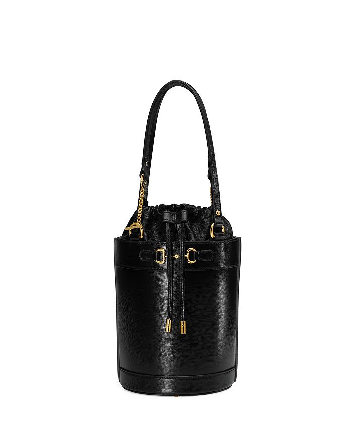 Gucci - Gucci 1955 Horsebit Small Leather Bucket Bag