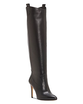 VINCE CAMUTO - Women's Kervana Pointed Toe High Heel Dress Boots