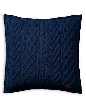 "Ralph Lauren - Highland Decorative Pillow, 20"" x 20"""
