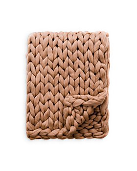Lane and Mae - Chunky Knit Large Blanket