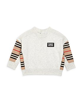Burberry - Unisex Hamilton Icon Stripe Sweatshirt - Baby
