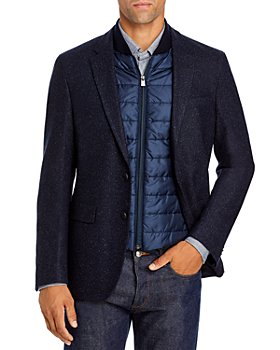 BOSS - Slim Fit Donegal Blazer