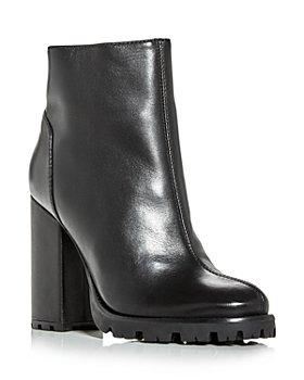 SCHUTZ - Women's Nandy High Block Heel Booties