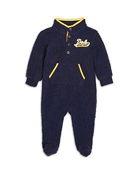 Ralph Lauren - Boys' Sherpa Logo Footie - Baby