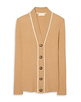 Tory Burch - Ribbed Simone Cardigan