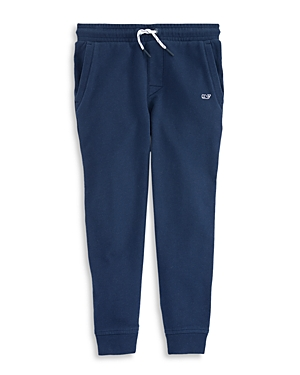 Vineyard Vines Boys\\\' Knit Cotton Jogger Pants - Little Kid, Big Kid-Kids