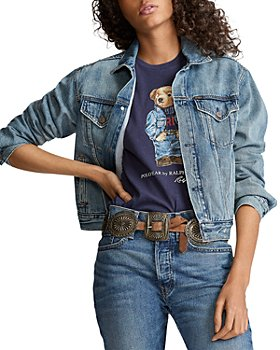 Ralph Lauren - Polo Bear Denim Jacket