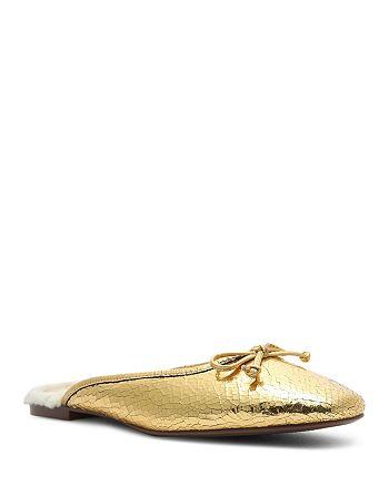 SCHUTZ - Women's Evelin Slip On Flats
