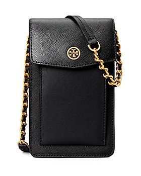 Tory Burch - Robinson Mixed Media Phone Crossbody