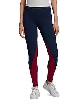 Adidas - Color Blocked Logo Leggings