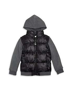 Appaman - Boys' Turnstile Hoodie Puffer Vest - Big Kid