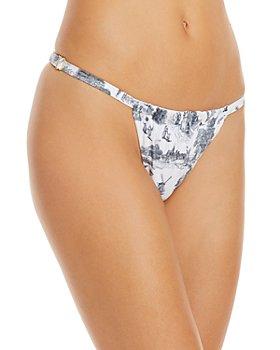 WeWoreWhat - Ruched Bikini Bottom
