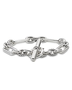 David Yurman - Lexington Chain Bracelet with Diamonds