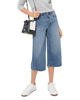 MICHAEL Michael Kors - Culotte Denim Jeans