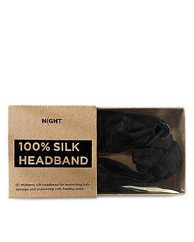 NIGHT - Silk Headband