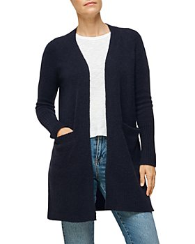 Whistles - Lilly Long Line Wool Cardigan