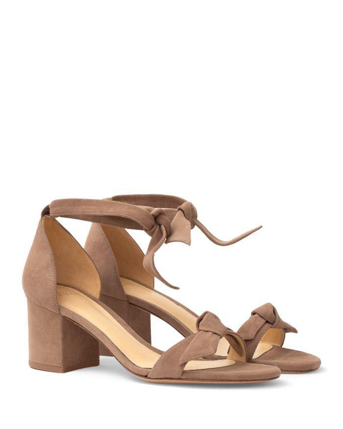Alexandre Birman Women's Clarita Ankle Tie Sandals  | Bloomingdale's