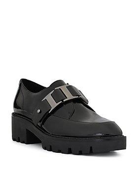 Donald Pliner - Women's Slip On Embellished Loafer Flats