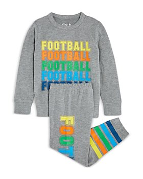 CHASER - Boys' Football Sweatshirt & Jogger Pants - Little Kid