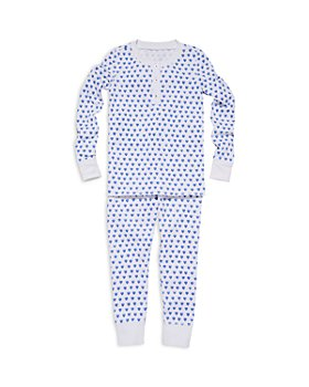 Roller Rabbit - Unisex Heart Pajama Set - Baby