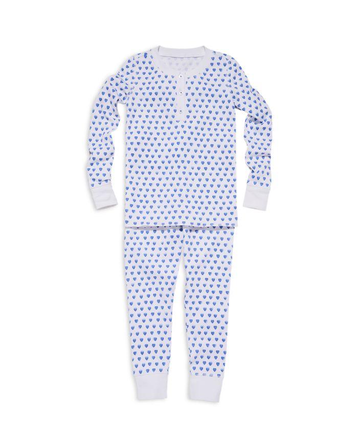 Roller Rabbit Unisex Heart Pajama Set - Baby  | Bloomingdale's
