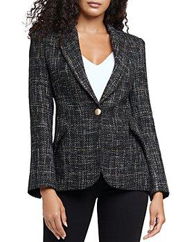 L'AGENCE - Chamberlain Tweed Blazer