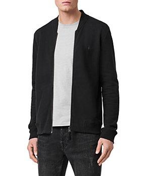 ALLSAINTS - Raven Cotton Bomber Jacket
