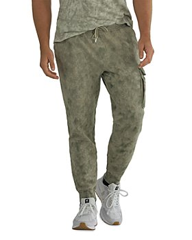 ATM Anthony Thomas Melillo - Cotton French Terry Abstract Camo Regular Fit Jogger Pants
