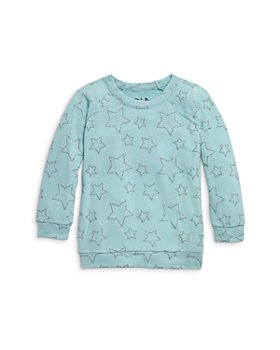 CHASER - Girls' Stars Raglan Sweatshirt - Little Kid, Big Kid