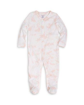 Ralph Lauren - Girls' Tie Dye Footed Coverall - Baby