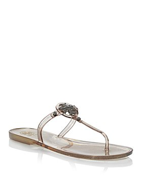 Tory Burch - Women's Mini Miller Logo Flip-Flops