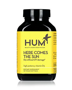 HUM Nutrition - Here Comes the Sun D3 Supplement