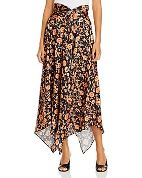 Significant Other - Starmist Floral Print Skirt