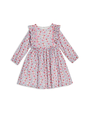 Pippa & Julie Girls\\\' Floral Ruffle Dress - Baby-Kids