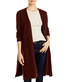 Eileen Fisher - Merino Wool Long Cardigan