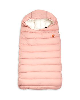 Save The Duck - Unisex Hooded Quilted Baby Sack - Baby