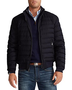 Polo Ralph Lauren - Reversible Water-Repellent Down Bomber Jacket