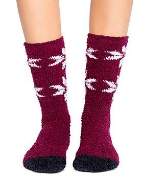 PJ Salvage - Fun Snowflake Print Socks