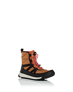 Sorel - Unisex Youth Whitney II Waterproof Cold Weather Boots - Little Kid, Big Kid