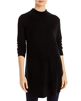 Eileen Fisher - Turtleneck Tunic Sweater