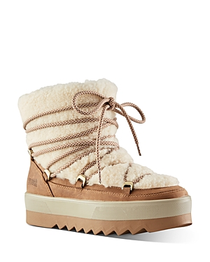 Women's Verity Shearling Waterproof Cold Weather Boots