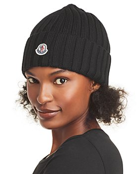Moncler - Berretto Ribbed Beanie