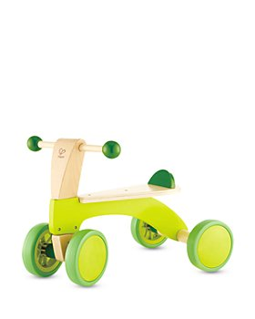 Hape - Scoot Around Wooden Toddler Bike - Ages 12 Months+