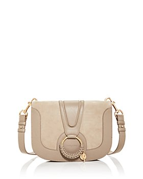 See by Chloé - Hana Leather & Suede Shoulder Bag