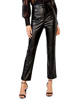 Bardot - Polly Faux Leather Pants