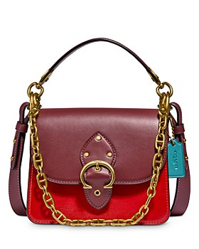 COACH - Beat Mini Color Blocked Shoulder Bag