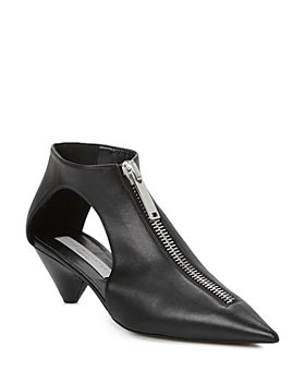 Stella McCartney - Women's Zipit Pointed Booties