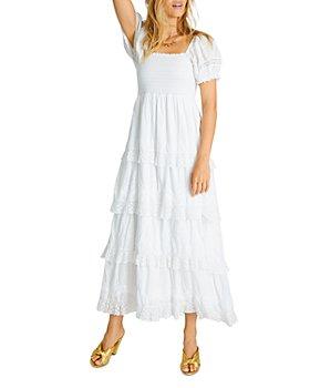 LoveShackFancy - Capella Midi Dress