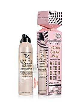 Bumble and bumble - Instant Clean Hair Dry Shampoo Set ($29 value)